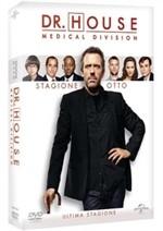 La copertina di Dr. House: Medical Division - Stagione 8 (dvd)