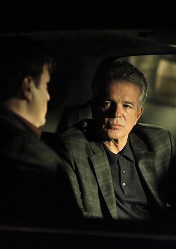Tony Deison in una scena dell'episodio After Hours della serie Castle - Detective tra le righe
