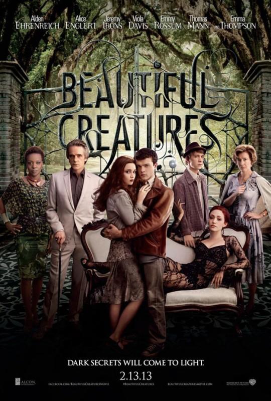 Beautiful Creatures: la nuova locandina