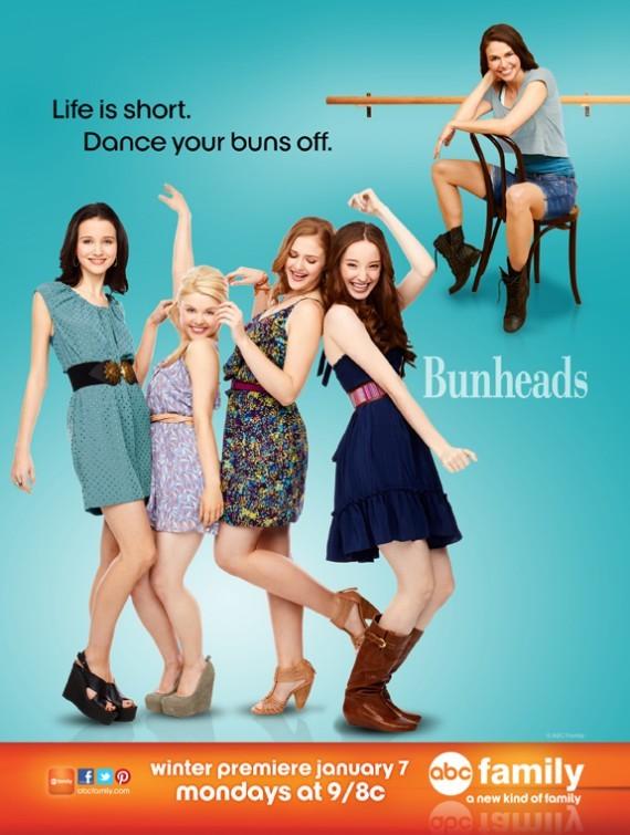 Bunheads: un poster per la premiere invernale