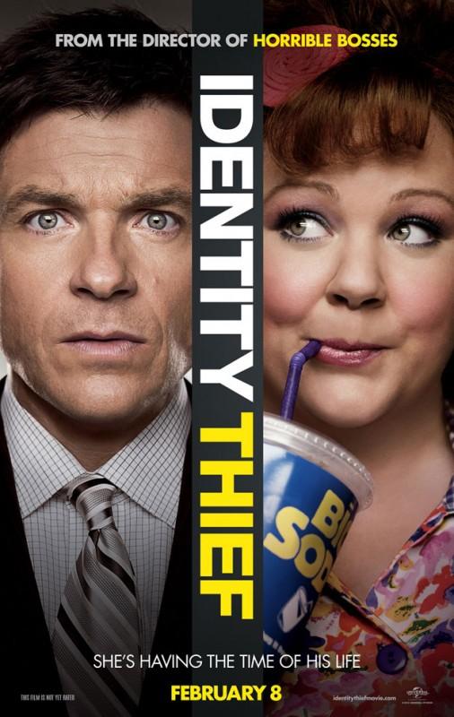 Identity Thief: una locandina dedicata ai due protagonisti del film