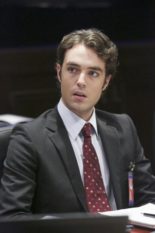 Jason Dechert  in una scena dell'episodio The Other Woman della seconda stagione di Scandal