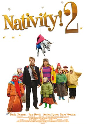Nativity 2: Danger In The Manger!: la locandina del film
