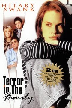 Terror in the Family: la locandina del film