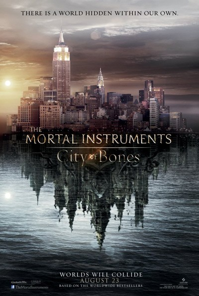 The Mortal Instruments: la prima locandina