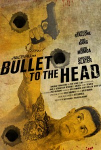 Bullet to the Head: la locandina del film