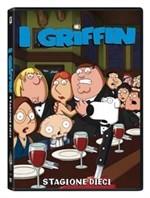 La copertina di I Griffin - Stagione 10 (dvd)