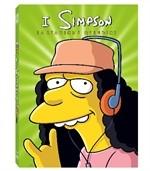 La copertina di I Simpson - Stagione 15 (dvd)