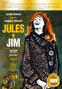 La copertina di Jules e Jim - Edizione 50° anniversario (dvd)