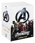 La copertina di Marvel's The Avengers - La collezione (dvd)