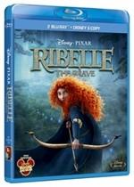 La copertina di Ribelle - The Brave (blu-ray)