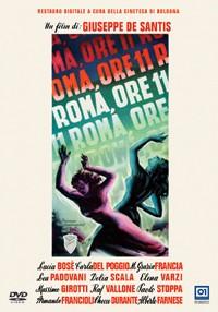 La copertina di Roma ore 11 (dvd)