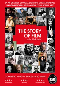 La copertina di The Story of Film (dvd)