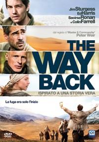 La copertina di The Way Back (dvd)