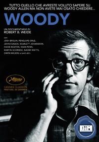 La copertina di Woody (dvd)