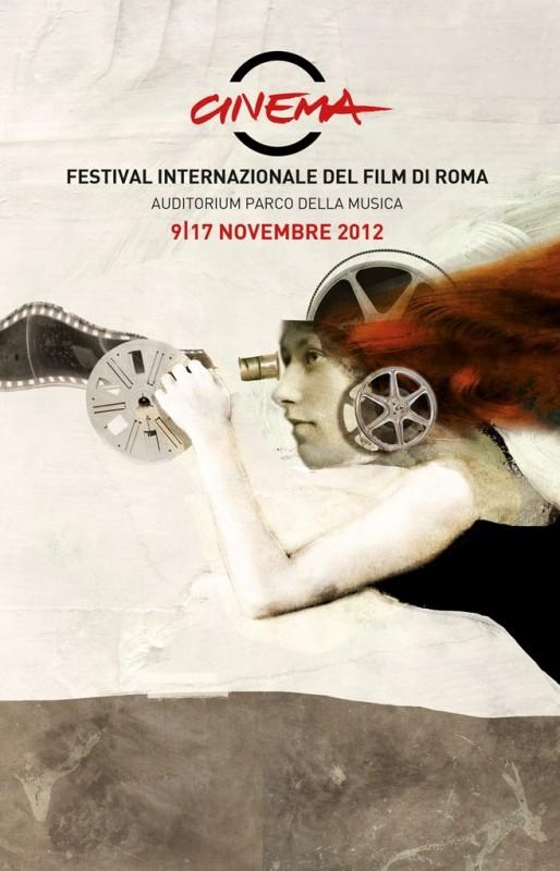 Festival di Roma 2012: poster ufficiale