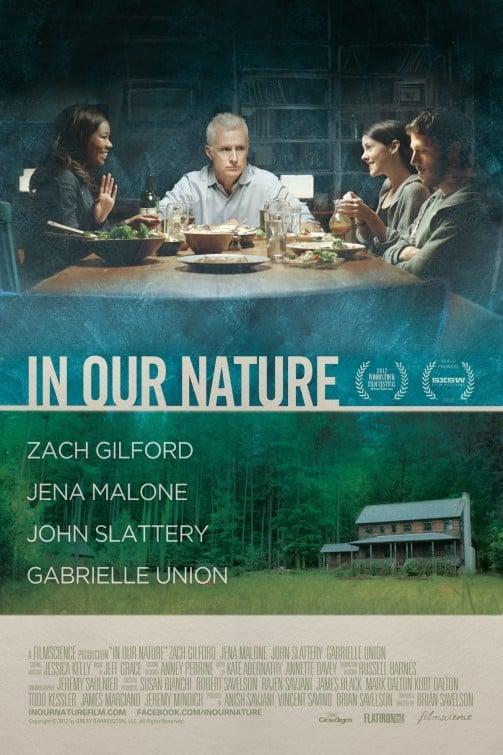 In Our Nature: la locandina del film