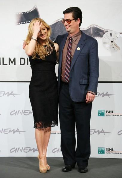 Roman Coppola e Katheryn Winnick a Roma 2012 per presentare A Glimpse Inside The Mind Of Charles Swan III