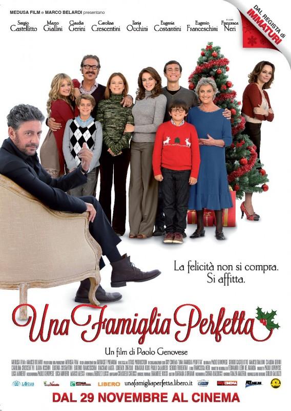 Una famiglia perfetta: la locandina del film