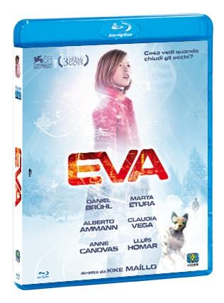 La copertina di Eva (blu-ray)
