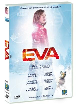 La copertina di Eva (dvd)