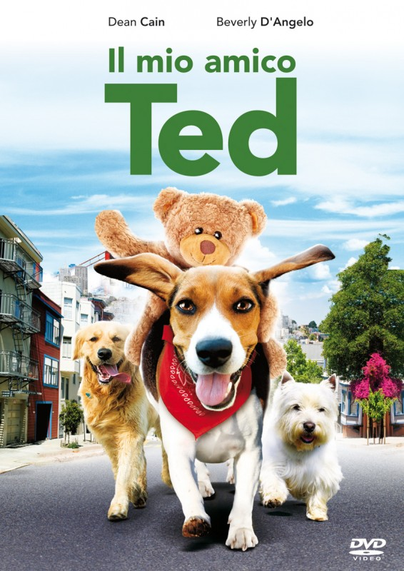La copertina di Il mio amico Ted (dvd)