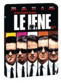 La copertina di Le iene - Edizione Metal (blu-ray)