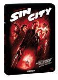La copertina di Sin City - Edizione Metal (blu-ray)