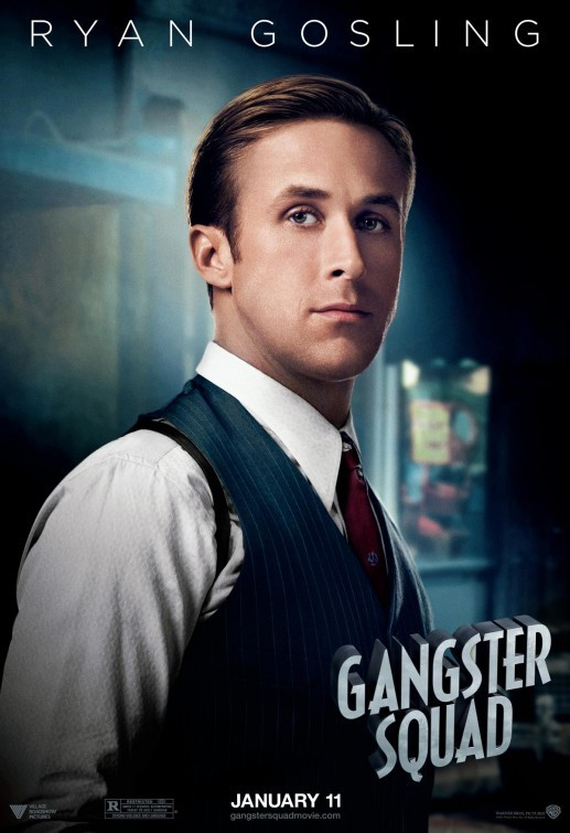 Gangster Squad: nuovo character poster per Ryan Gosling