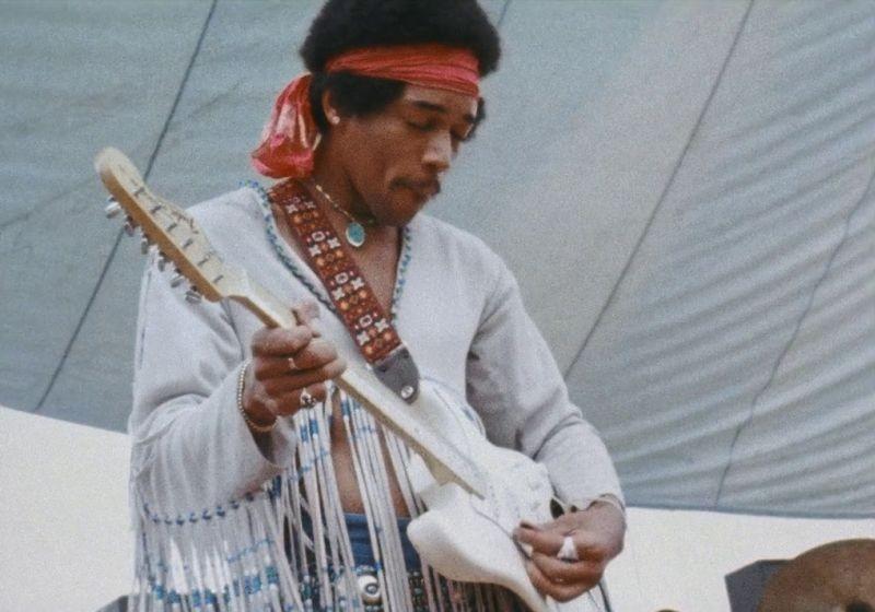 Hendrix 70. Live at Woodstock: una scena del documentario nei cinema a 70 anni dalla nascita di Jimi Hendrix