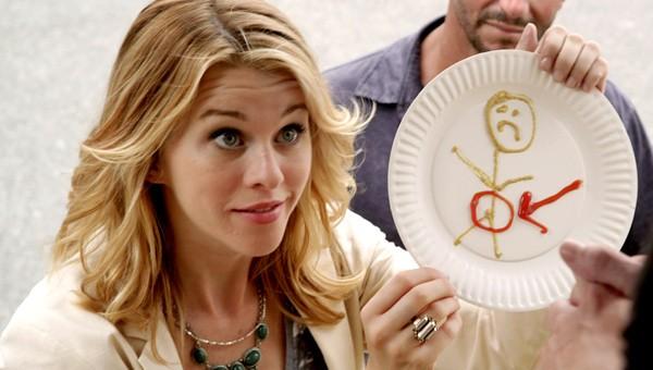 Kim Shaw in una scena dell'episodio Something's Wrong Down There della prima stagione di In cerca di Jane