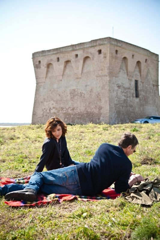 L'amore è imperfetto: Anna Foglietta e Bruno Wolkowitch in una scena