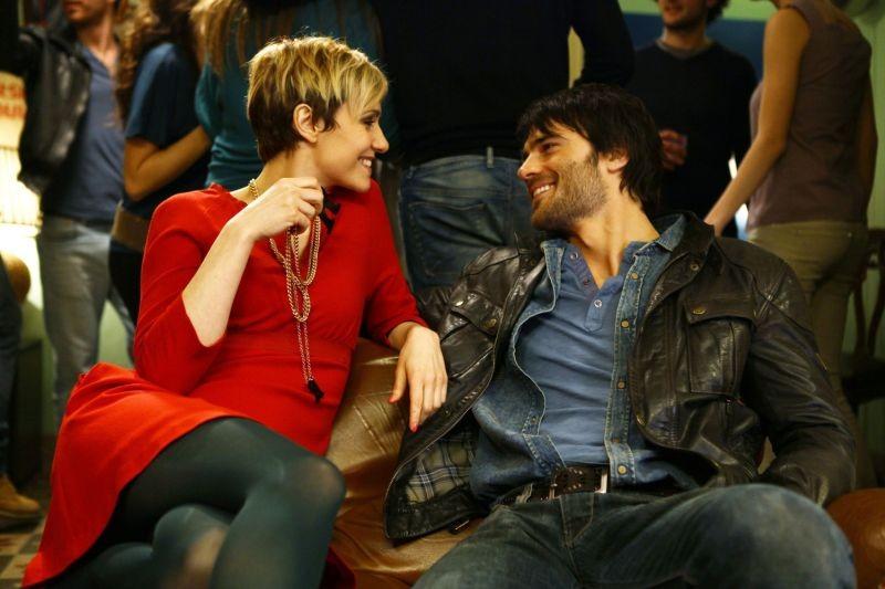 L'amore è imperfetto: Camilla Filippi e Giulio Berruti in una scena del film