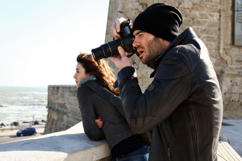 L'amore è imperfetto: Giulio Berruti in una scena del film con Anna Foglietta