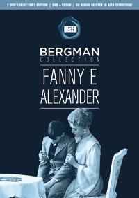 La copertina di Fanny & Alexander (dvd)