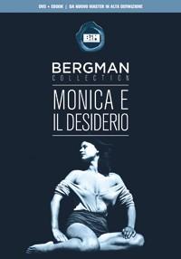La copertina di Monica e il desiderio (dvd)