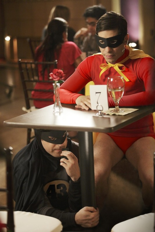 Movie 43: uno strano appuntamento tra Batman-Jason Sudeikis e Robin-Justin Long