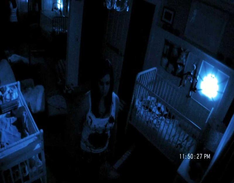 Paranormal Activity 4: Katie Featherston in una scena