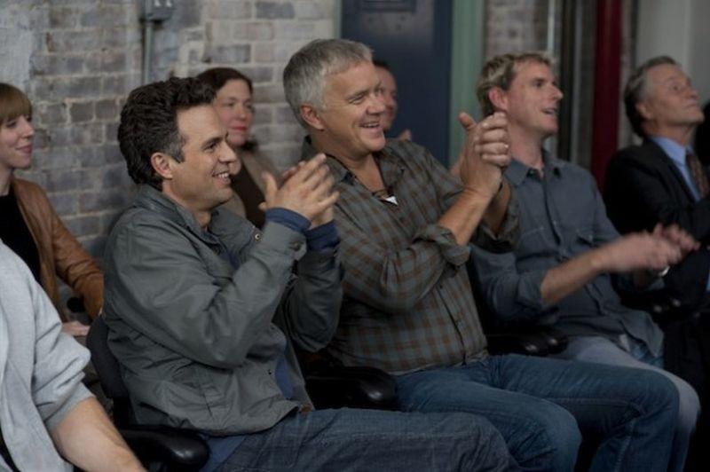 Tentazioni (Ir)resistibili: Mark Ruffalo e Tim Robbins in una scena