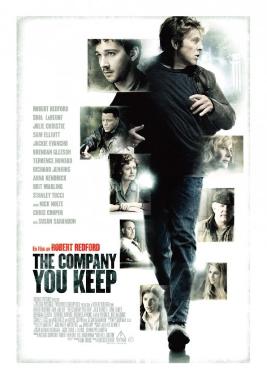 The Company You Keep: la locandina del film