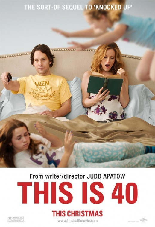 This is 40: nuovo poster del film
