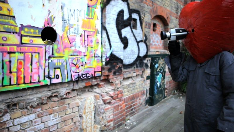 Twende Berlin: un'immagine tratta dal film