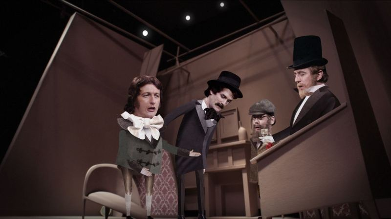A Liar's Autobiography - The Untrue Story of Monty Python's Graham Chapman: una scena