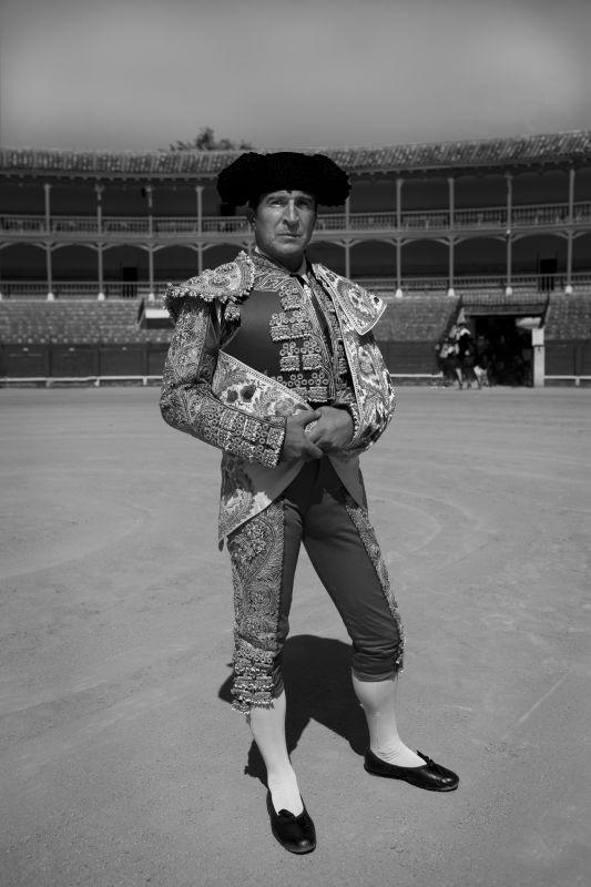 Blancanieves: Daniel Giménez Cacho, nei panni del torero padre di Carmen, in una scena