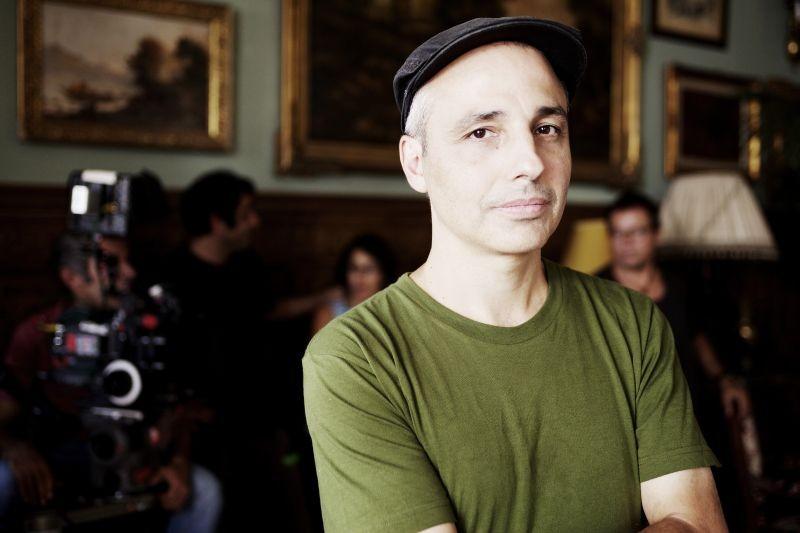 Blancanieves: il regista Pablo Berger in un'immagine promozionale