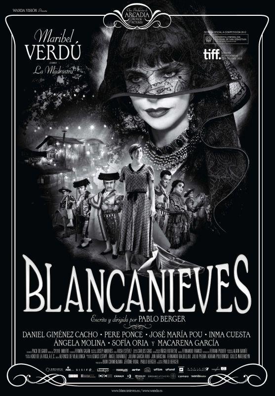 Blancanieves: la nuova locandina del film