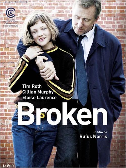 Broken: ecco la locandina del film diretto da Rufus Norris
