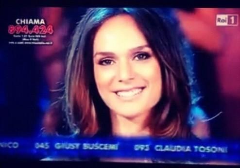 Diletta Innocenti Fagni a Miss Italia 2012