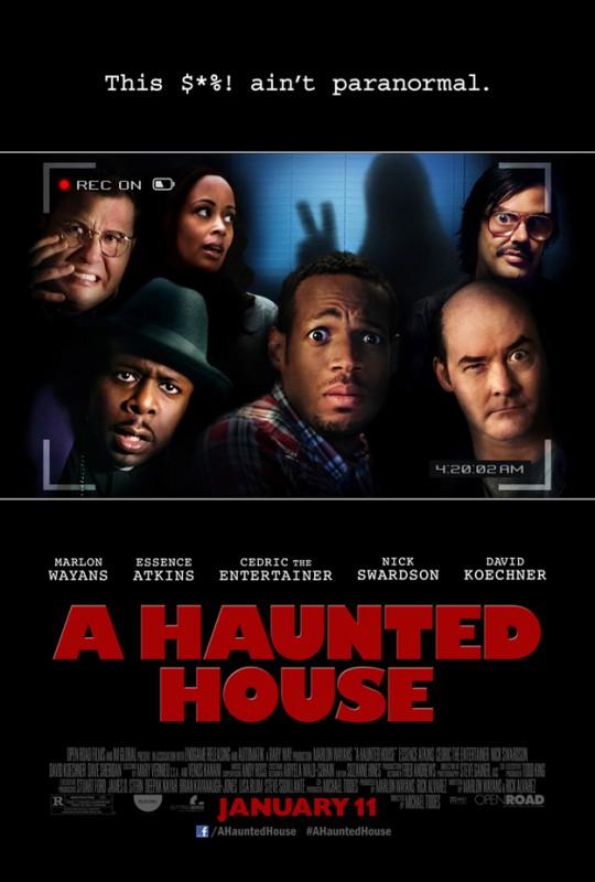Ghost Movie: la locandina del film