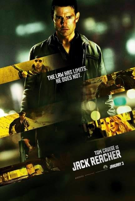 Jack Reacher - La prova decisiva: ancora un nuovo poster